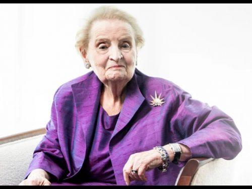 Chi ha paura della strega Madeleine Albright? (2)