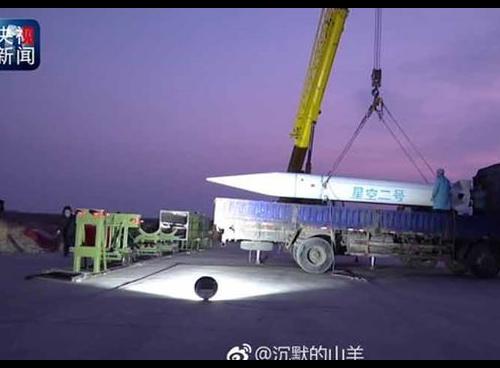 La Cina testa le sue armi ipersoniche: sperimentato il 'Sinkun-2'!
