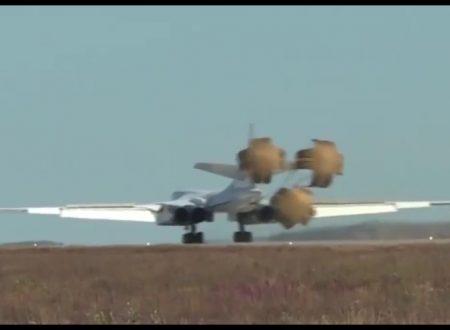 Con due Tupolev-160 la Russia chiarisce che difenderà le sue pertinenze sull'Artico!