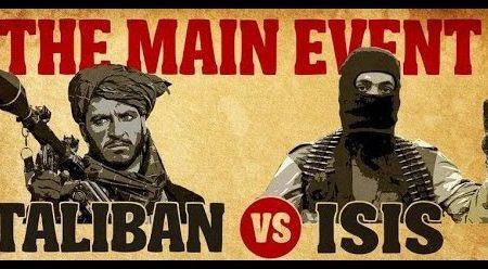 Nel Nord dell'Afghanistan é guerra Talebani-ISIS; cosa c'é dietro?
