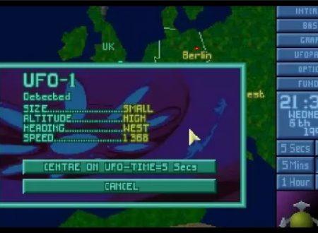 UFO! Come J. Gollop ha portato il mondo dello skirmish con miniature sui nostri PC!!!