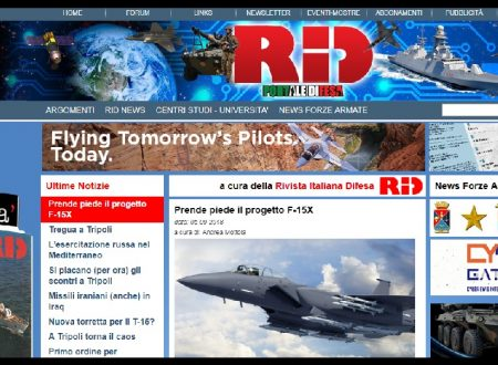 """Ecco il """"nuovo"""" aereo Usa…una 'riscaldatura' del vecchio F-15, di 46 anni fa!"""