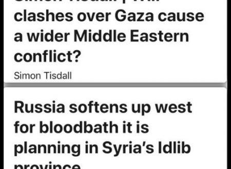 La stampa occidentale è ormai al di là di ogni possibilità di salvezza!