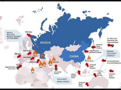 2019: Sarà assedio all'Eurasia? Ma il vento sta per cambiare