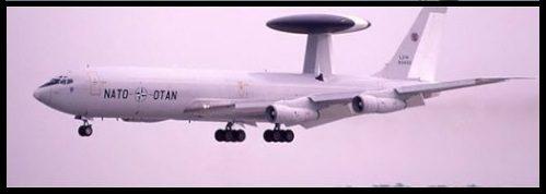 L'E-3 NATO che ha aiutato i sionisti ad attaccare la Siria aveva personale italiano a bordo?