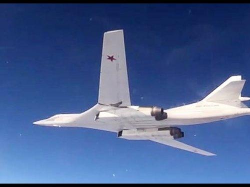 Dodici Kh-101 lanciati da un Tupolev-160 oltre il Circolo Polare Artico in un'esercitazione!