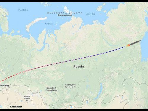 Test riuscito! Un missile equipaggiato con 'Avangard' lanciato da Orenburg alla Kamchatka!
