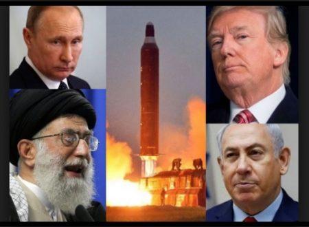 Una visione escatologica della situazione geopolitica odierna