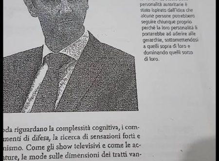 """""""L'Università Italiana va sottoposta a una radicale e profonda purga"""""""