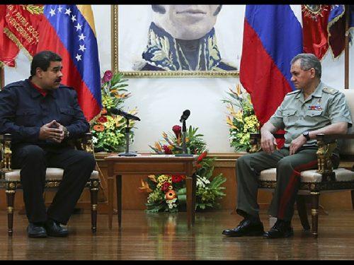 EURASIA STRIKES BACK! Il Venezuela chiama Mosca, la flotta russa domani davanti alla California?
