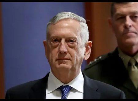 James Mattis si dimette da Ministro della Guerra: una vittoria di Trump?