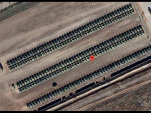 Novorossiya: centinaia di carri armati russi sono schierati e pronti a 18 Km dal confine!