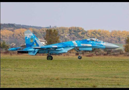 Un jet ukropiteco si schianta al suolo nei pressi di Zhitomir!
