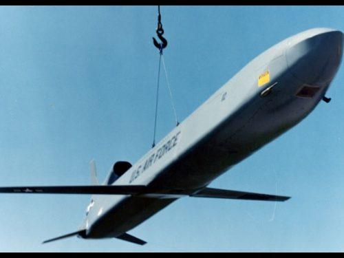 """AGM-86, un """"cruise"""" sul viale del tramonto"""
