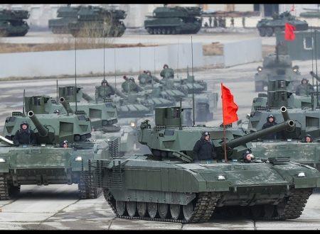 Il nuovo tank T-14 sosterrà le prove statali durante il 2019!
