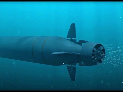 """32 """"Siluri dell'Apocalisse"""" classe 'Poseidon' saranno schierati collegati a 'Perimetr'!"""