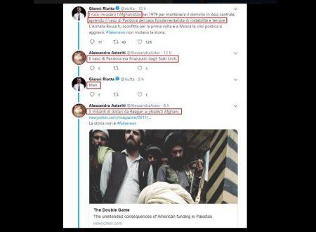 Gianni Riotta: ignorante, stupido o semplicemente ipocrita?